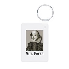 Will Power Keychains