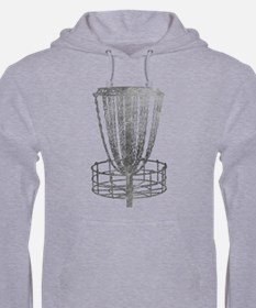 Metallic Disc Catcher - Hoodie