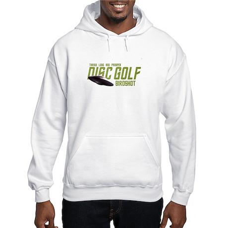 Trekkie Disc Golf - Hooded Sweatshirt