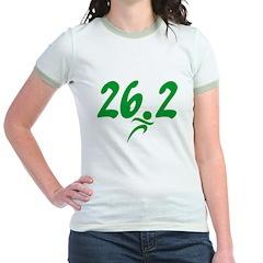 Green 26.2 Marathon T