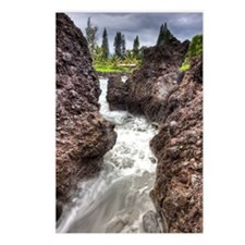 Keanae Peninsula Maui Postcards (Package of 8)