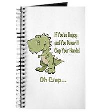 Happy TRex Journal
