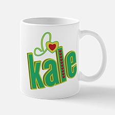 I heart kale Mug