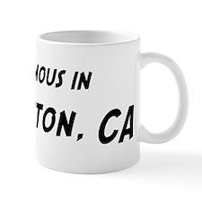 Famous in Pleasanton Mug