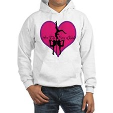 For The Love Of Pole Dance Hoodie