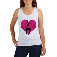 For The Love Of Pole Dance Women's Tank Top
