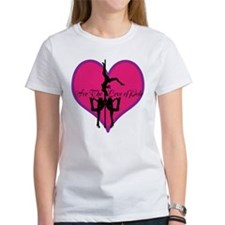 For The Love Of Pole Dance Tee