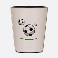 Soccer (8) Shot Glass