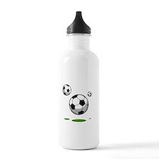 Soccer (8) Water Bottle