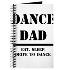 Cute Parents dance Journal