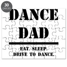 Eat and sleep Puzzle
