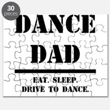 Funny Jazz dance Puzzle