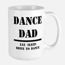 Dance Dad Mugs