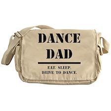 Unique Tap dance Messenger Bag
