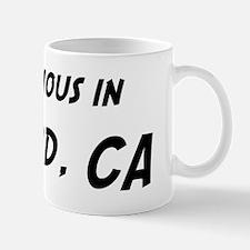 Famous in Oxnard Mug