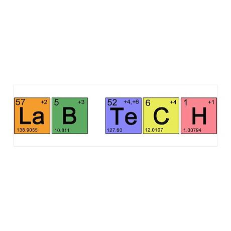 LaB TeCH Color 21x7 Wall Peel