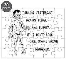 Zombie Ogre Puzzle