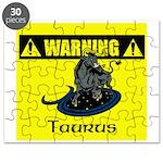 Warning: Taurus Puzzle