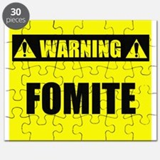Warning: Fomite Puzzle