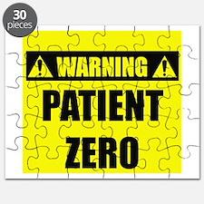 Warning: Patient Zero Puzzle