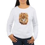 Lion Women's Long Sleeve T-Shirt