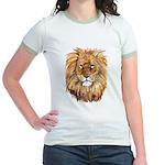 Lion Jr. Ringer T-Shirt