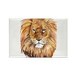 Lion Rectangle Magnet (10 pack)