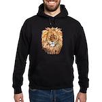 Lion Hoodie (dark)