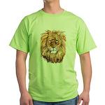 Lion Green T-Shirt