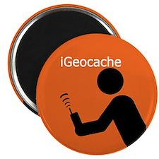 iGeocache Magnet