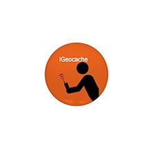 iGeocache Mini Button (10 pack)
