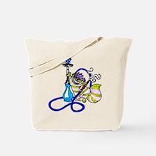 Green Wonderland Tote Bag