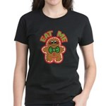 Eat Gingerbread Red Women's Dark T-Shirt