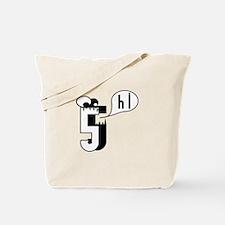 Hi 5 Tote Bag