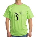 Hi 5 Green T-Shirt