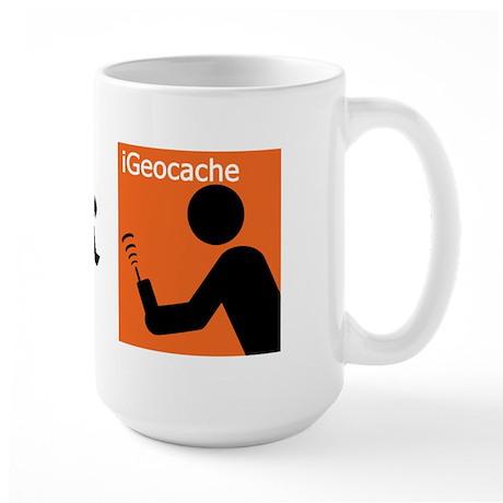 iGeocache Large Mug