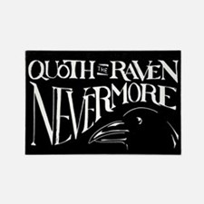 Cool Raven Rectangle Magnet