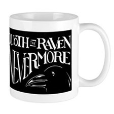 Raven Graphic 200dpi Mugs
