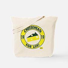 Cute Cheesehead Tote Bag