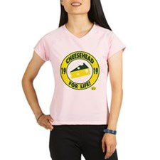 Cute Packers Performance Dry T-Shirt