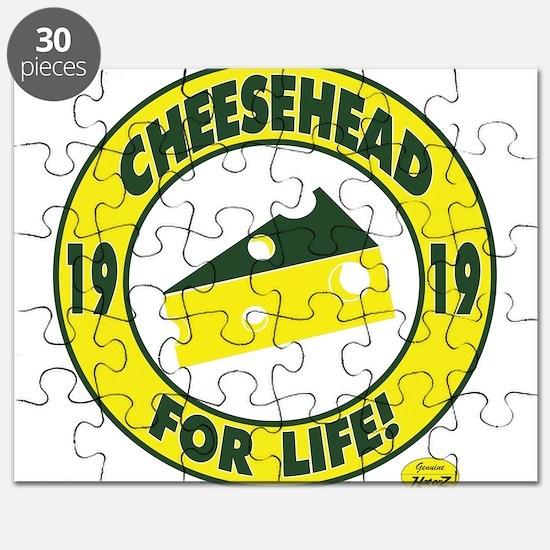 Unique Cheesehead Puzzle