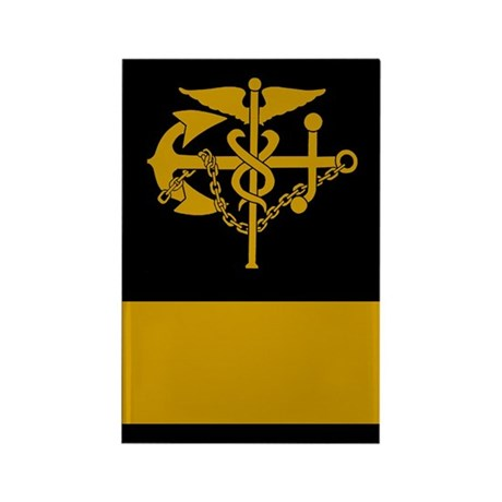 Rear Admiral (LH)<BR> Rectangle Magnet