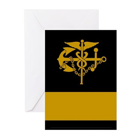 Rear Admiral (LH)<BR> Six Greeting Cards
