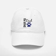 Shar Pei Dad 2 Baseball Baseball Cap