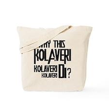 Why This Kolaveri Di? Tote Bag