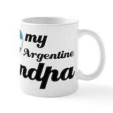 I love my Argentine Grandpa Mug