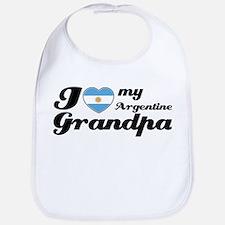 I love my Argentine Grandpa Bib