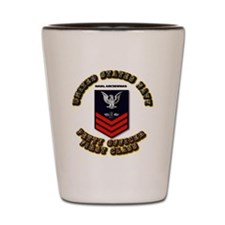 Naval Aircrew Man Shot Glass