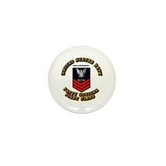 Naval Aircrew Man Mini Button (100 pack)