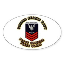 Naval Aircrew Man Decal